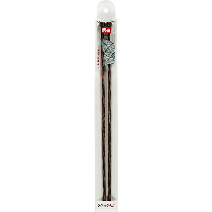 Jackenstricknadeln, Natural, 35cm, 5,50mm