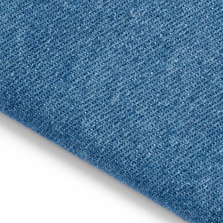 Flickstoffe, Jeans, aufbügelbar, versch. Farben
