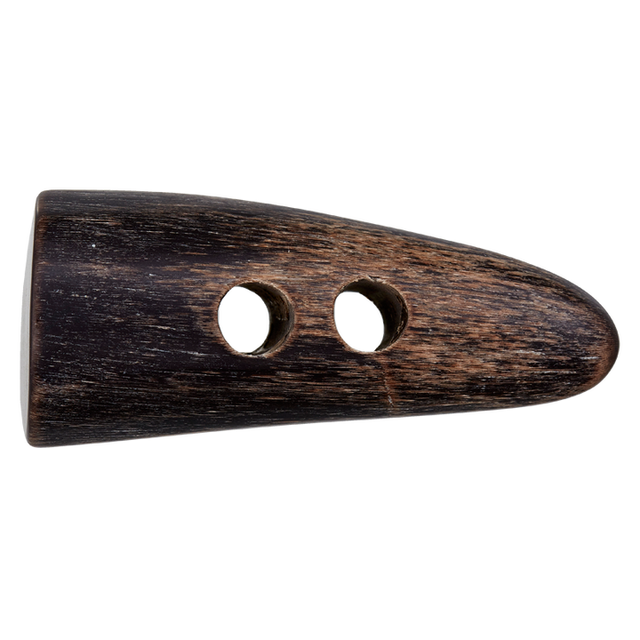 Hornknebel 2-Loch