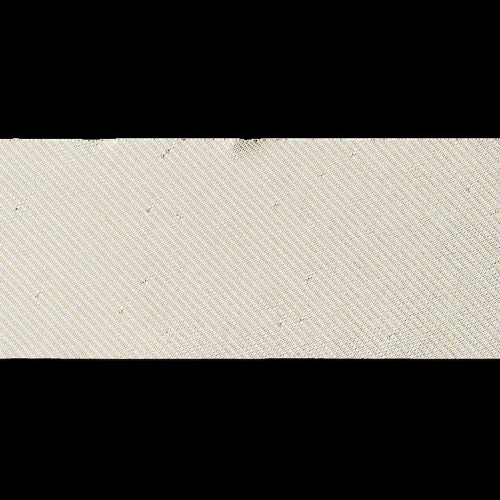 Schrägband geschnitten