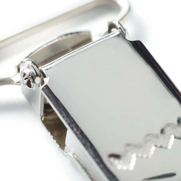 Hosenträger-Clips zum Annähen