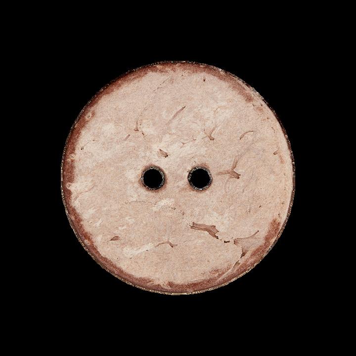Kokosknopf 2-Loch