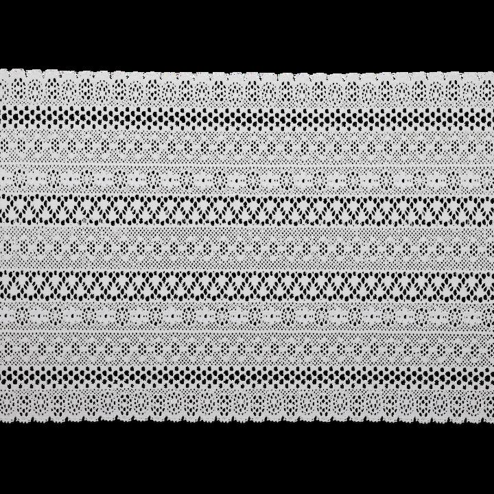 elastische Raschelspitze