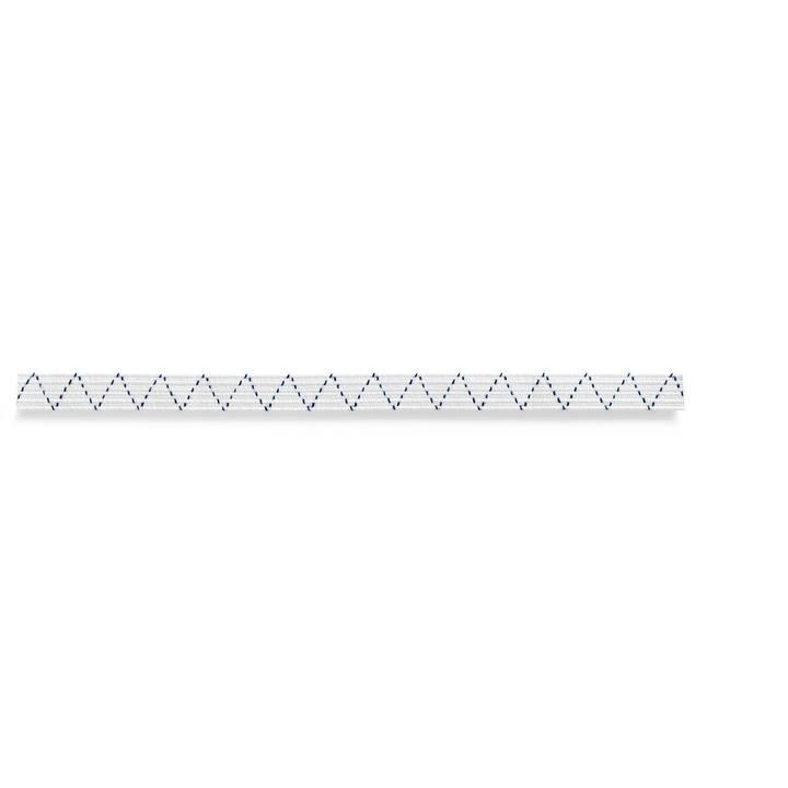 Sport-Elastic 8,5mm, weiß