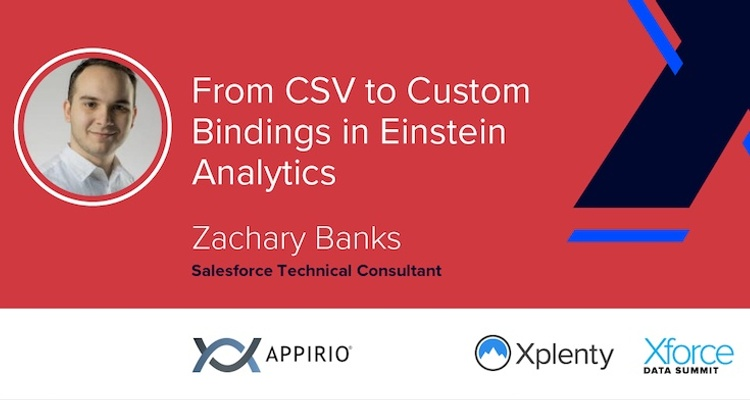 Zachary Banks Einstein Analytics