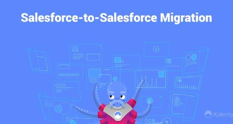 Salesforce to Salesforce