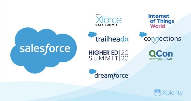 Salesforce Virtual Events 2020