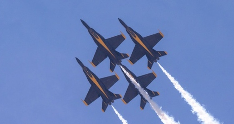 Parallel Jets