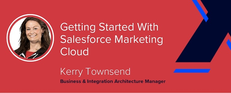 Getting Started With Salesforce Marketing Cloud