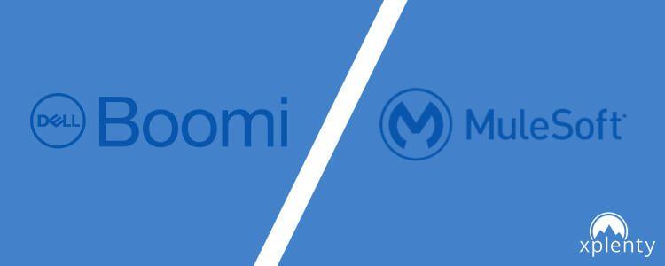 Boomi vs Mulesoft vs Xplenty