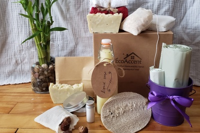 Healthy Home-Care Subscription Box Photo 3
