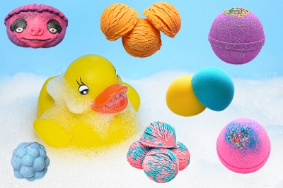 Bath Bombs, Shower Bombs, Bubble Bar Scoops !!!! OH MY !!! Photo 1