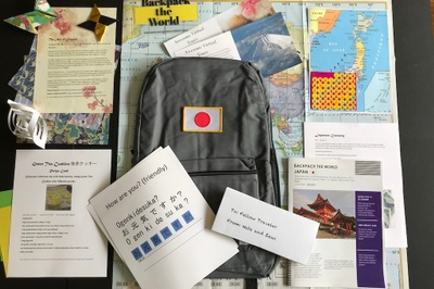 Backpack The World Photo 1