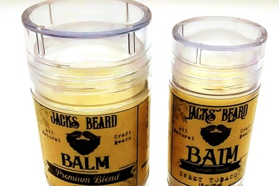 Jacks beard balm & oils Photo 2