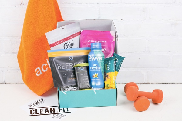 CLEAN.FIT box Photo 1