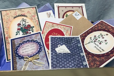 Monthly Greeting Card Box Photo 1