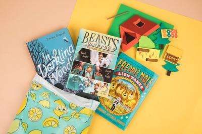 Reader's Imagination Mini by Owl Post Books Photo 1