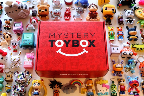 Mystery Toy Box Photo 1