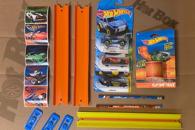 Hot Wheels HotBox Photo 2