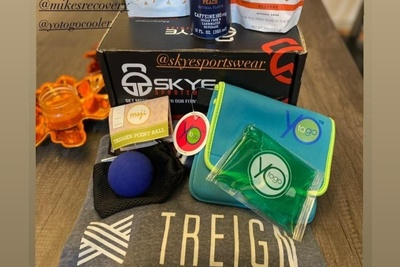 Men's Fitness Subscription Box (Surprise) - Bodybuilding subscription box Photo 3