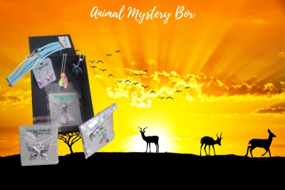 Helping Animals At Risk Animal Jewelry Mystery Box Photo 3