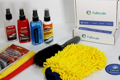 Fullscale Box | Car care products and DIY auto detailing Photo 1