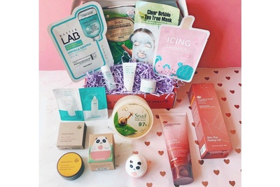 Sooni Pouch- No 1 K Beauty Box Photo 3