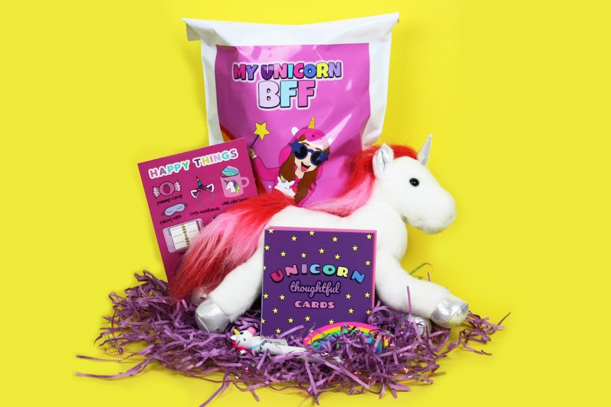 Unicorn Magical Mail Photo 1