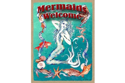 Mermaid Box Photo 1