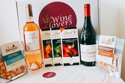 Wine Lovers Subscription Box Photo 2
