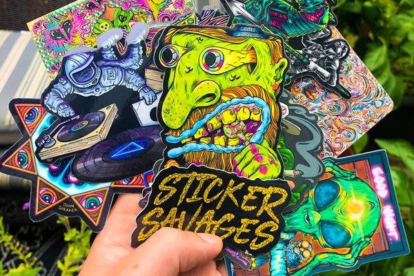 Sticker Savages Photo 1