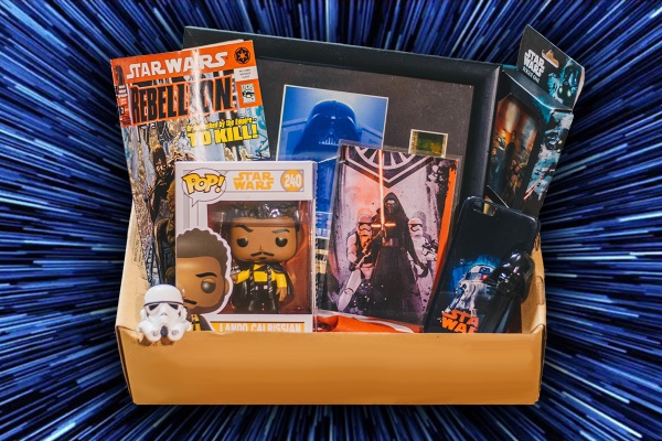 Smugglers Crate - The Star Wars Mystery Box! Photo 1