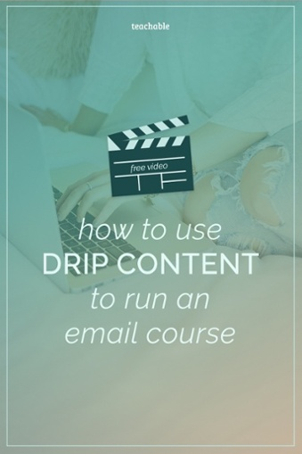 Send out email courses (both free & paid) to your audience with Teachable's drip content feature. In this video, we should you step-by-step how to set up your automated email course. Watch it now & send out your course!