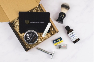 Shaving Club Box Photo 2