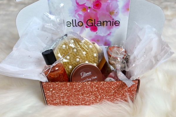 Exclusive Glamie Spa Box Photo 1