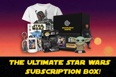 Smugglers Crate - The Star Wars Mystery Box! Photo 3