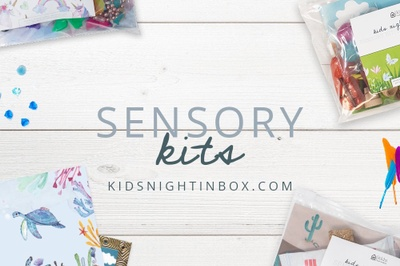 Sensory Kit Subscription Photo 1