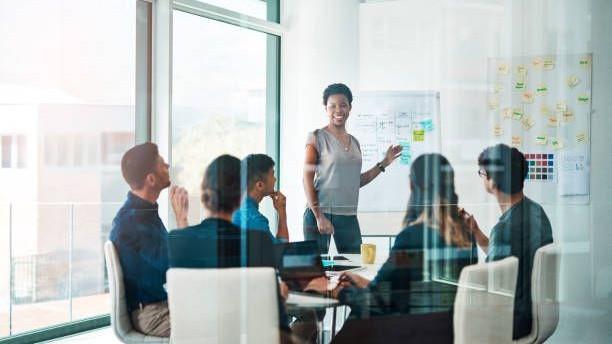 """Représentation de la formation : Atelier du management MHI """"Animer une réunion de projet"""" - Eric Blanc"""
