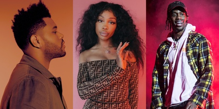 The Weeknd, SZA and Travis Scott are reportedly working on a track for Game of Thrones
