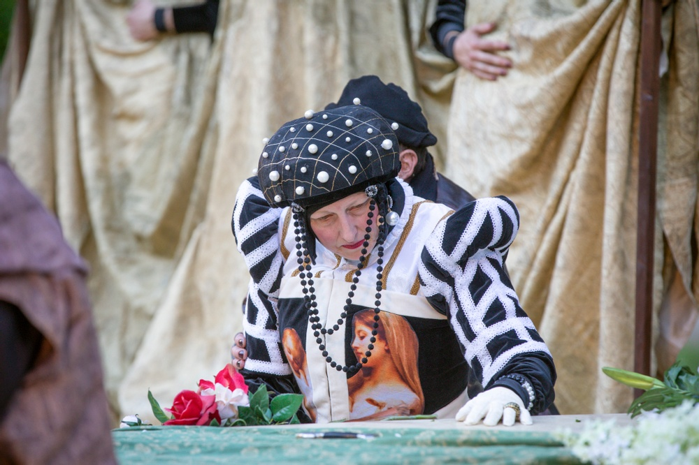 Fru Montague - Karin Larsson Fotograf: Patrick Degerman