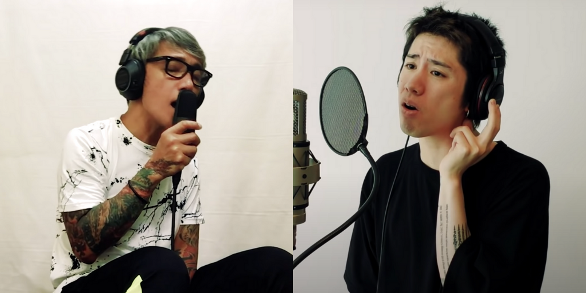 Arnel Pineda and ONE OK ROCK's Taka team up for a cover of Journey's 'Open Arms' – watch
