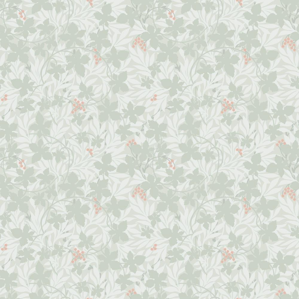 367-03 Vinbärsblad grön