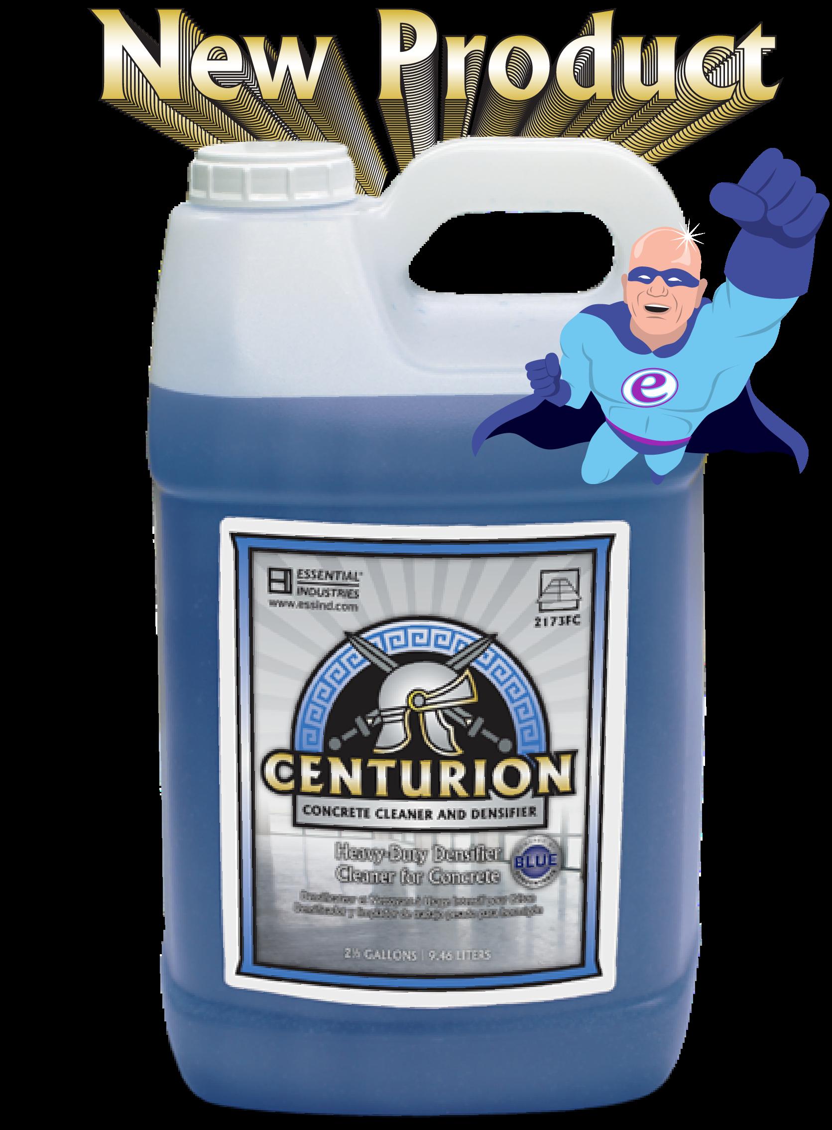 Essential Industries 'CENTURION' Concrete Cleaner & Densifier