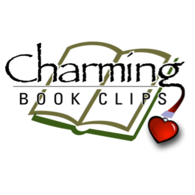 Charming Book Clips