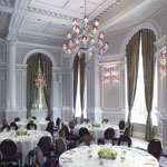 Corinthia London ballroom