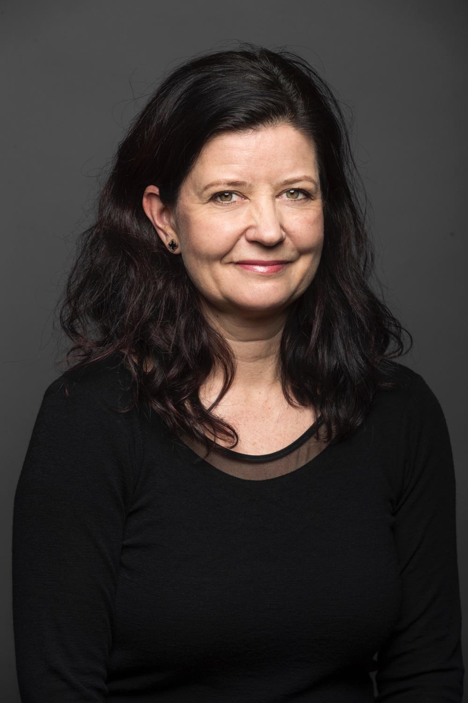 Författarporträtt: Katarina Gentzel Sandberg