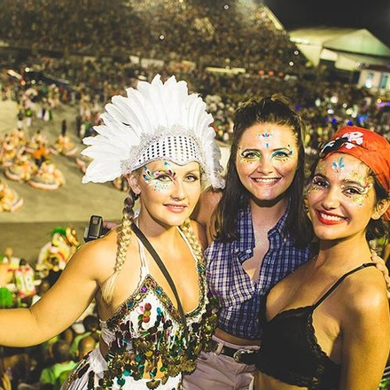 Brazil Carnival Essential Experience 2022 4D/3N (Rio de Janeiro)