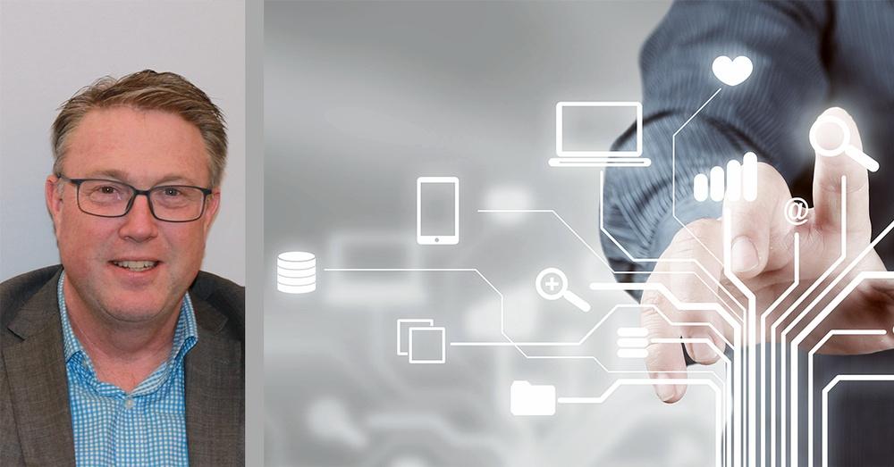 Anders Persson, Försäljningschef Hantverksdata