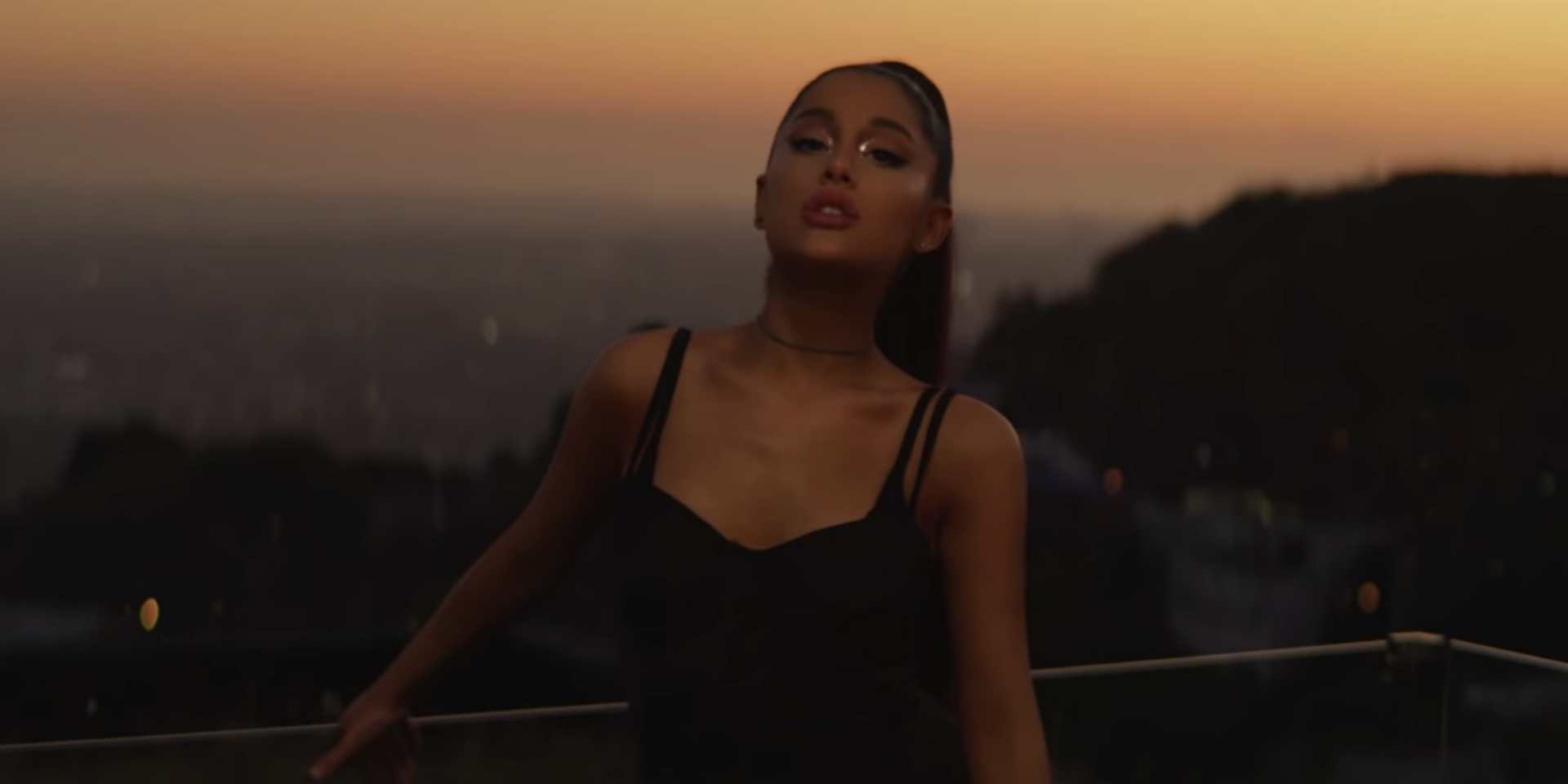 Ariana Grande releases new album thank u, next, shares music video for 'break up with your girlfriend, i'm bored'