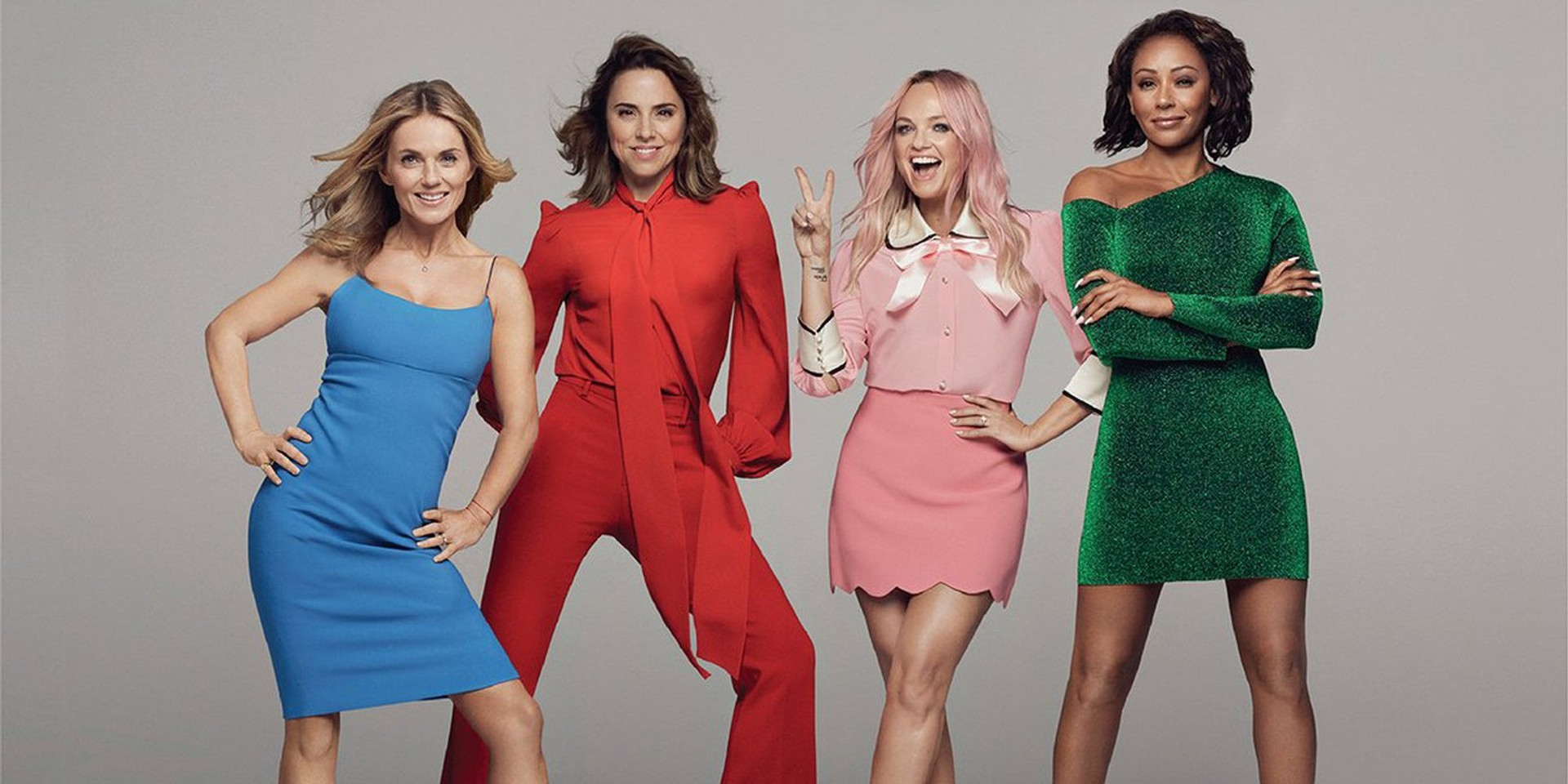Spice Girls to relaunch iconic music videos in 4K resolution